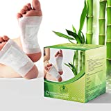 LITES Foot Pads - (60pcs) Premium Foot Pad, Relieve Stress | Organic & Natural...