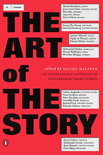 The Art of the Story: An International Anthology of...