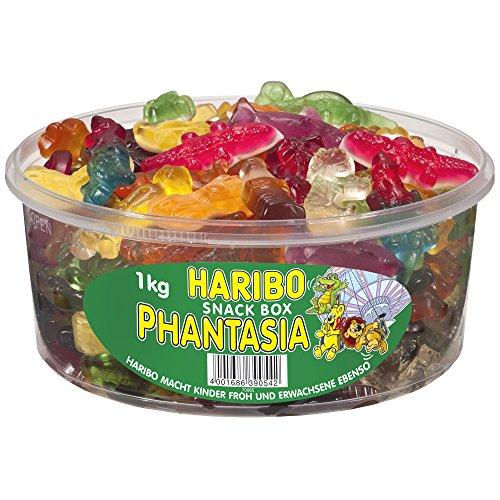 HARIBO Phantasia, 3er Pack (3 x 1kg Dose)