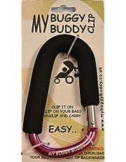 Clip para carrito de bebé de My Buggy Buddy rosa