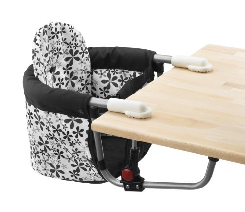 Chic 4 Baby 350 23 Relax   Sillita para bebé ajustable a la mesa, diseño de flores