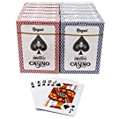 Regal Games Playing Cards, Poker Size, 12 Decks of Cards