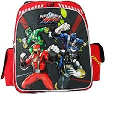 Power Rangers Small Backpack RPM New School Book Bag Boys 386504