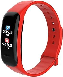 Nologo Pulsera en Forma Pulsera de Reloj de Pulsera Inteligente IBHT Aptitud Pulsera Inteligente Impermeable Monitor de Ritmo cardíaco Health Tracker for el Deporte Nuevo