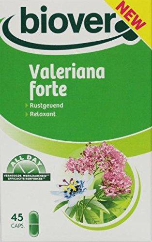 FORTE 45 CAP BIOVE VALERIANA