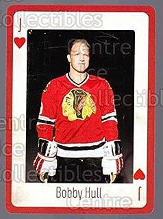 Phil EspositoVic HadfieldBobby Hull LL 1972 Topps #61 Hockey Card