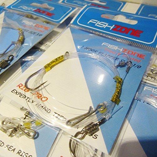 9 Saltwater 4 Abschnitte Fishzone Michigan Super Speed Fliegenrute Britische Marke. High Modulus Carbon Schnelle Aktion Nr 2,7 m Hochwertiges Produkt