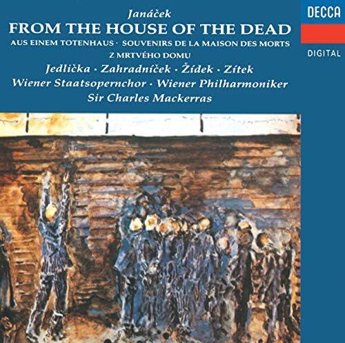 Jiri Zahradnicek, Ivo Zidek, Vaclav Zitek, Dalibor Jedlicka, Wiener Staatsopernchor, Wiener Philharmoniker & Sir Charles Mackerras