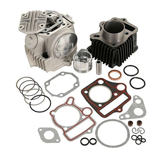 XMT-MOTO 70CC Cylinder Rebuild Engine Kit For Honda ATC70 CRF70 CT70 C70 TRX70 XR70 S65