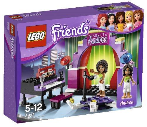 LEGO Friends 3932 - Andrea's Musikbühne