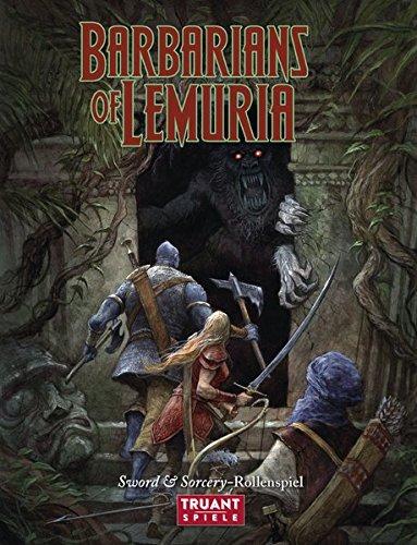Barbarians of Lemuria: Sword & Sorcery-Rollenspiel