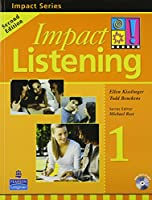 Impact Listening (2E) Level 1 Student Book with CD
