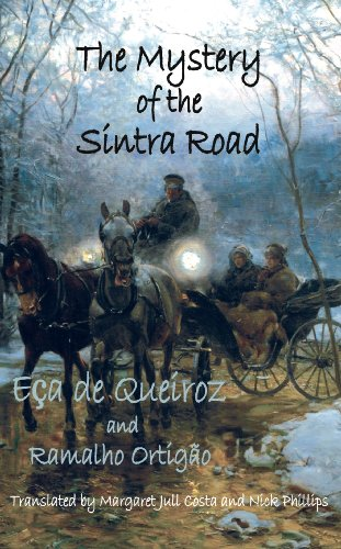 The Mystery of the Sintra Road (Dedalus European Classics Book 0) (English Edition)