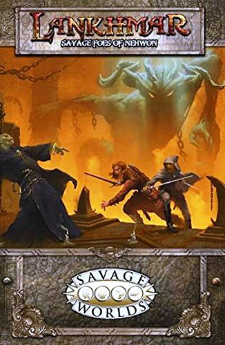 Lankhmar: Savage Foes of Nehwon (Softcover)(S2p11004)