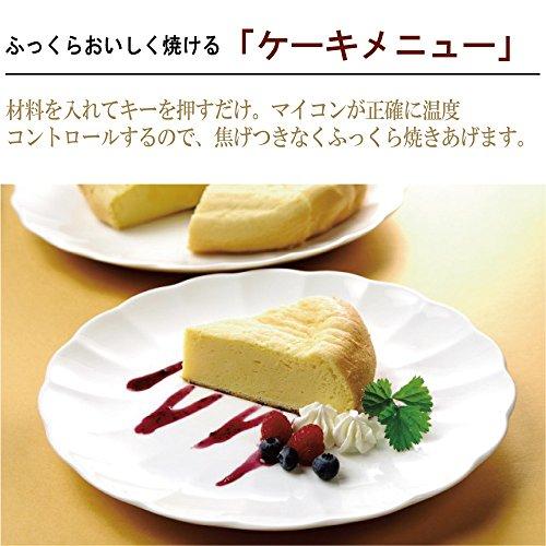 象印炊飯器5.5合マイコン式極め炊きホワイトNL-DA10-WA