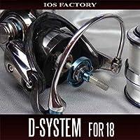 【IOSファクトリー】 Dシステム for 18系 ダイワ用 ドラグチューニングキット