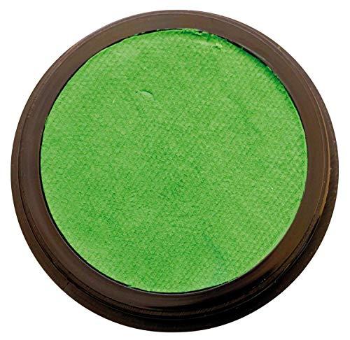 Eulenspiegel 184448 - Profi-Aqua Make-up Schminke - Smaragdgrün - 30g