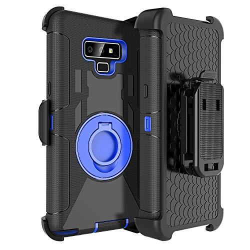 Fingic Samsung Note 9 Case,Samsung Note 9 Case with Clip,F...