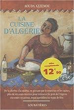 La cuisine d'Algérie d'Aouda Azzemou