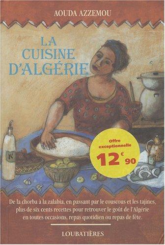 La cuisine d'Algérie