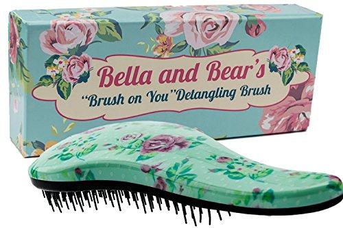 Die beste Haarbürste, um Haare zu entwirren; für nasses oder trockenes Haar, keine Verknotungen oder Verfilzungen mehr