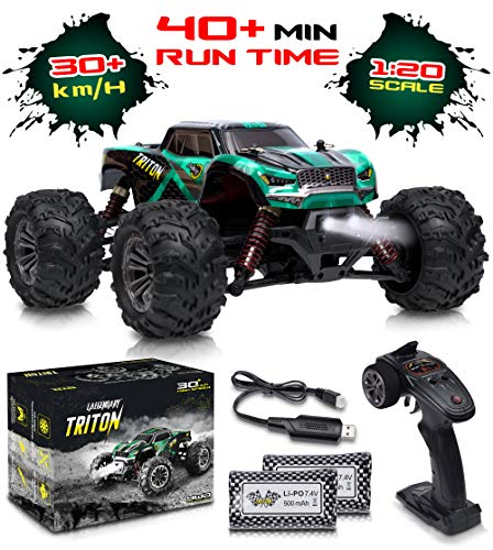 Our #2 Pick is the LAEGENDARY All Terrain RC Car