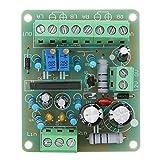 12V-Leistungsverstärker, TA7318P DC 12V-Leistungsverstärker VU-Messgerät Treiberplatine DB Audio Level Meter
