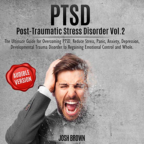 PTSD: Post-Traumatic Stress Disorder Vol. 2 audiobook cover art