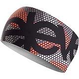 Sport-Stirnband Eleven zum Laufen, Radfahren, Wandern, Skifahren, Fitness & Crossfit (Herren und Damen) Einheitsgröße lachsfarben