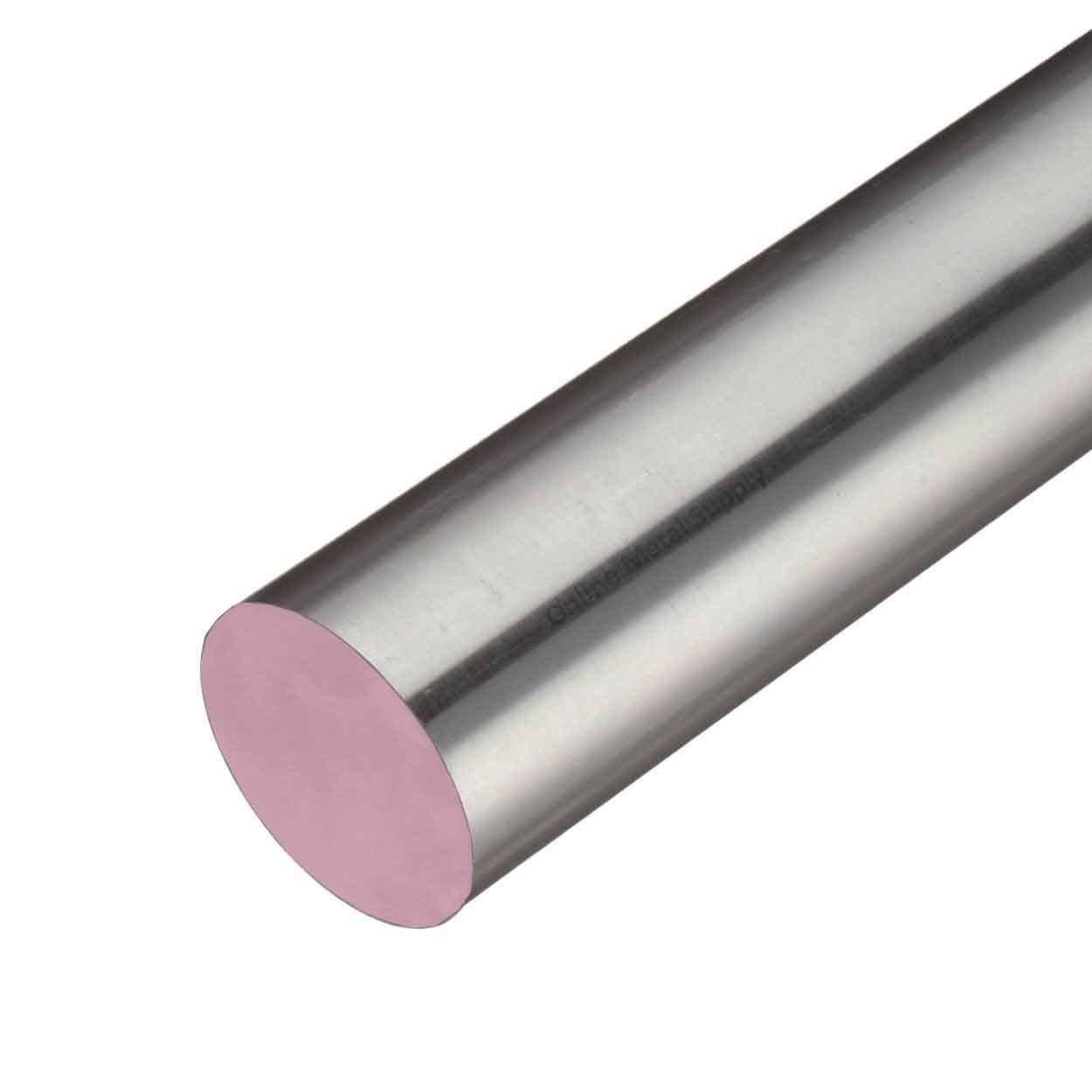 Online Award Metal Supply 303 Stainless 2.000 Round inch mart Steel Rod