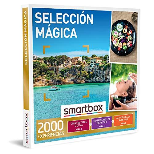 Smartbox - Caja Regalo Amor para Parejas - Selección mágica - Ideas Regalos Originales - 1 Experiencia de gastronomía, Bienestar o Aventura para 1 o 2 Personas