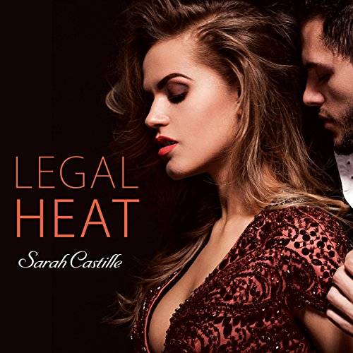 Legal Heat audiobook cover art