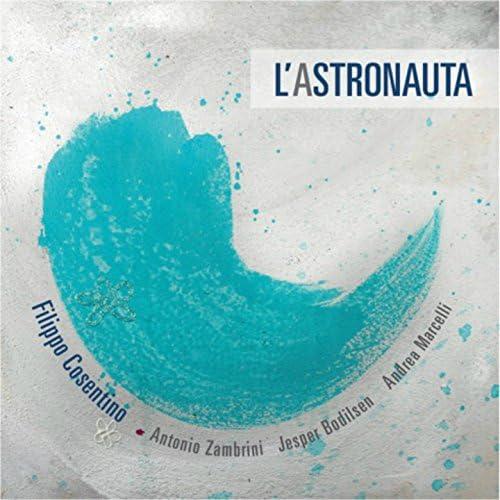 Filippo Cosentino feat. Antonio Zambrini, Jesper Bodilsen & Andrea Marcelli
