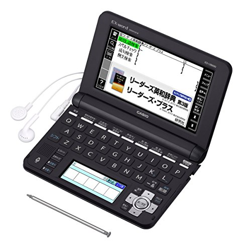 Casio EX-Word Electronic Dictionary XD-U8600BK