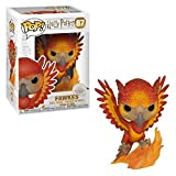 Funko- Pop Figura de Vinilo: Harry Potter S7-Fawkes Coleccionable, Multicolor, Talla...