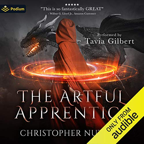 The Artful Apprentice cover art