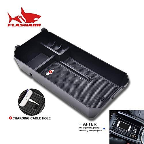 Armrest Center Console Storage Box Fit For Mercedes-Benz C Class W205 2015-2018