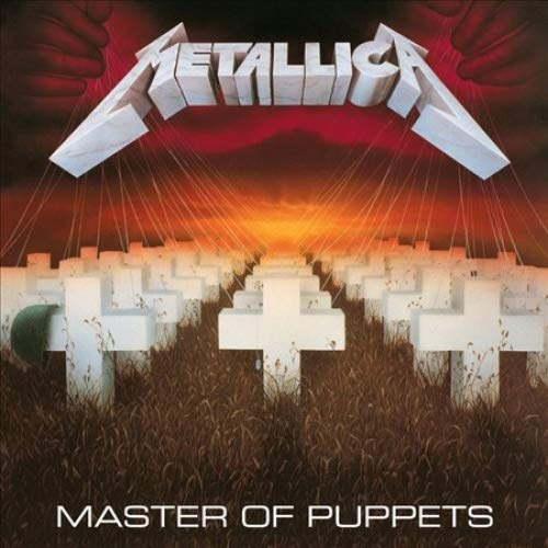 METALLICA - MASTER OF PUPPETS REMASTERED (1 CD)