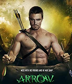 Arrow Season 3 24inch x 28inch Silk Poster Wallpaper Wall Decor Silk Prints for Home and Store