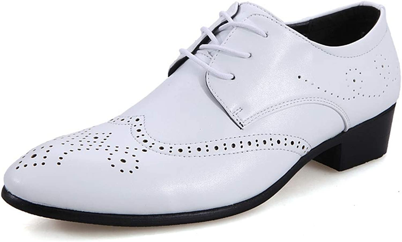 aeaba1945394b Sam Carle Men's Oxfords Oxfords Oxfords Modern Wingtip Low Heel ...