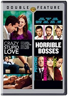Crazy, Stupid, Love/Horrible Bosses (DVD) (DBFE) by Warner Home Video by Various