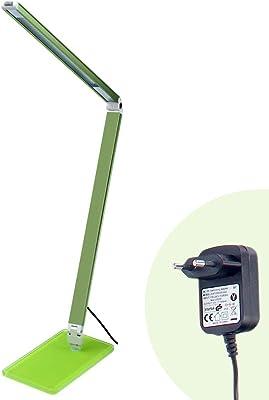 ZXUE Lámpara de Escritorio LED, lámpara de Escritorio de ...
