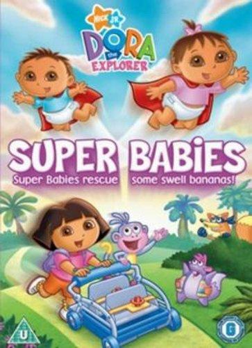 Dora The Explorer: Super Babies [Edizione: Regno Unito] [Edizione: Regno Unito]