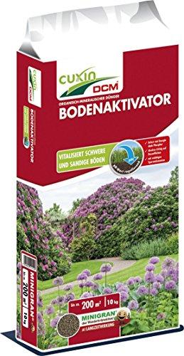 Bodenaktivator 10 kg Frühjahrsdünger Sommerdünger vitalisiert die Bodenstruktur mit Urgesteinsmehl