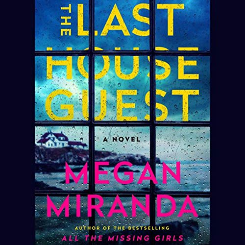 The Last House Guest audiobook cover art