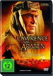 Cover Lawrence von Arabien