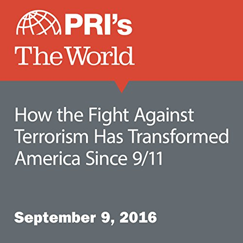 How the Fight Against Terrorism Has Transformed America Since 9/11 audiobook cover art