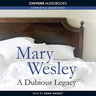 A Dubious Legacy cover art