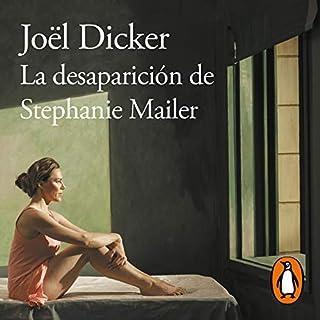 La desaparición de Stephanie Mailer [The Disappearance of Stephanie Mailer] Titelbild