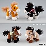 Horses Dreams kleine Plüschpferde Anhänger mit Karabiner sortiert